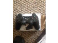 Two Quick action PS3 controller