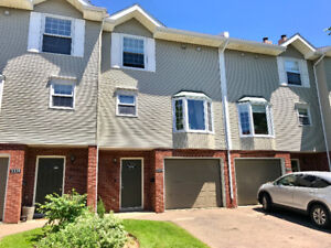 3 Level Townhouse Condo in Quiet North End Community with Garage