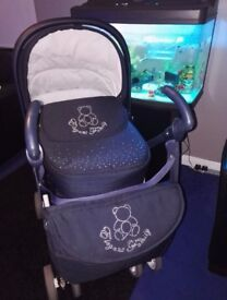 Jan Stewart custom made pram