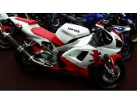 YAMAHA R1 4XV MINT AS NEW - ORIGINAL CONDITION