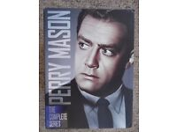 Perry Mason - Region 1 complete series 1-9 boxed set with all 271 episodes on 72 DVDs - As New