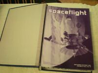 SPACEFLIGHT WHOLE YEAR 1985 IN ORIGINAL BINDER