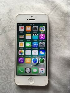 iPhone 5 32 GB with Bell