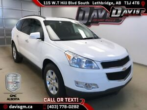 Used 2012 Chevrolet Traverse-AWD, 7 Passenger, Bluetooth