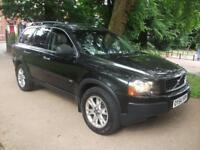VOLVO XC90 2.4 D5 SE 5dr Geartronic (green) 2004