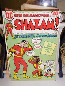 Shazam issue 9 1970's