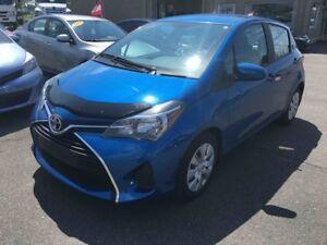 2015 Toyota Yaris CERTIFIÉ HB AC VITRES AUTOMATIQUE