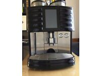 Schaerer Coffee Art Plus TouchIT - pro touchscreen double grind bean to cup coffee machine - £9k new
