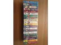 Classic Walt Disney videos (VHS) x20 (various) - collection only