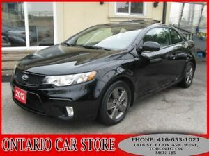 2012 Kia Forte Koup EX SUNROOF BLUETOOTH
