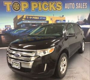 2013 Ford Edge SEL AWD, NAVIAGTION, CLEAN CARPROOF!