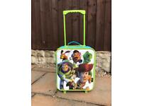 Child's pull along wheeled trolley case