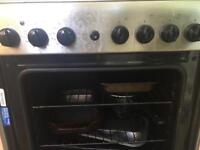 Electric & gas cooker