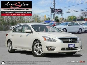 2013 Nissan Altima ONLY 95K! **BACK-UP CAMERA** SUNROOF **SL...