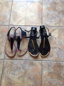 Ladies sandals size 7.5