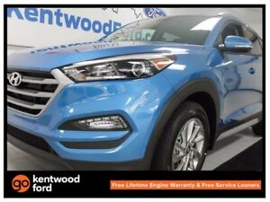 2017 Hyundai Tucson Premium AWD with heated seats and steering w