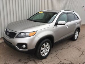 2012 Kia Sorento LX ALL WHEEL DRIVE | AC + POWER OPTIONS | AG...