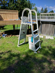 Safety pool ladder 48-54 inches