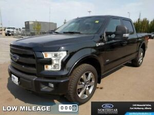 2015 Ford F-150 Lariat  - Leather Seats - Sunroof - $295.22 B/W
