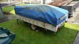 Conway trailer tent folding camper