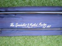 Nash Specialist Method Master Rod - 12' in excellent condition
