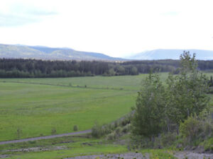 Fantastic Ranch on the Halfway River north west of Fort St. John