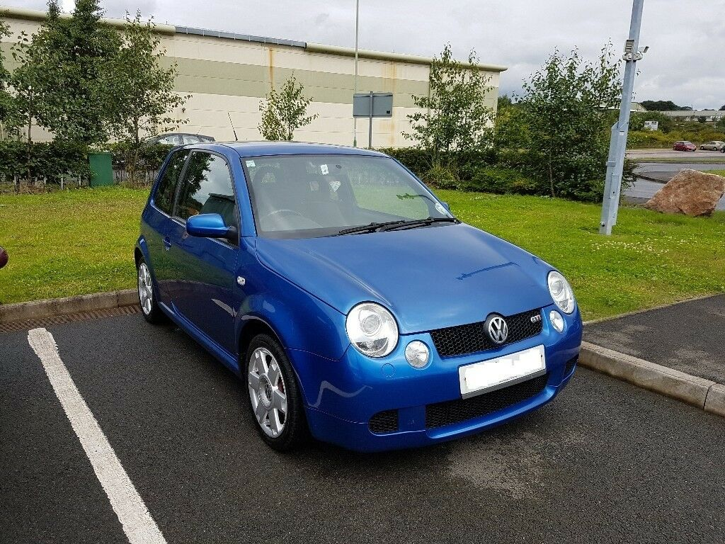 vw lupo gti raven blue 6 speed for sale in pontllanfraith caerphilly gumtree. Black Bedroom Furniture Sets. Home Design Ideas