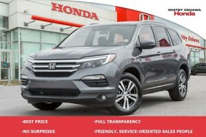 2017 Honda Pilot EX (AT)
