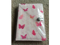 "7 inch Case Cover Book For 'Tablet - 7"" Pink"