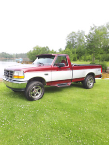 One Of A Kind 1996 Ford F-150 4x4