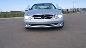 2003 Mercedes  CLK 320