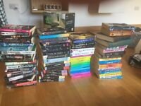 Bundle GC teenage books ; Charlaine Harris, AllCarter, Julie Kagawa, Rick Riordan, Sophie McKenzie
