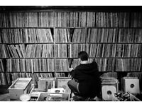Looking for Vinyl collections, All sizes and genres.