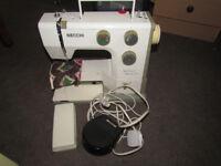 sewing machine necchi