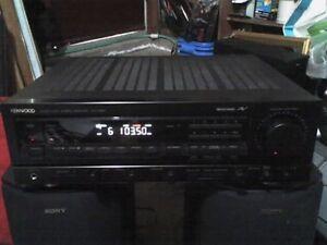 1990 Kenwood KR-V7020 Receiver Amplifier