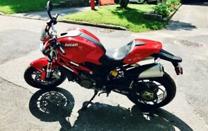 Ducati Monster 796 2013 abs, seulement 1 174 km