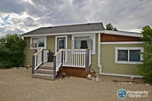 Cottage style home with acreage in Vernon BC