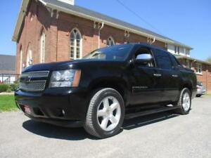 2008 Chevrolet Avalanche LTZ - DVD+NAVIGATION+SUNROOF+CERTIFIED