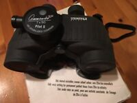 Steiner Commander 7x50 Pilot S Binoculars with HD stabilized compass. boxed never used.
