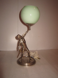 VINTAGE NIGHT TABLE LAMP