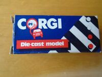 10 X CORGI MODEL TOY VEHICLES for sale  Cornwall