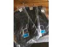 3 x new Banner school grey trousers age 6/7