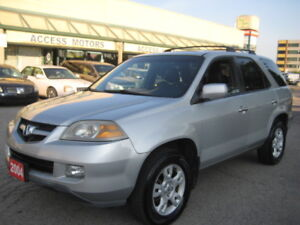 2004 Acura MDX, Looks & Drives Good For the year & price