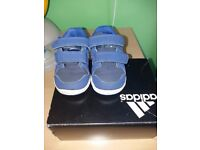 ADIDAS Infant Boys Trainers Shoes C4 (20) with box