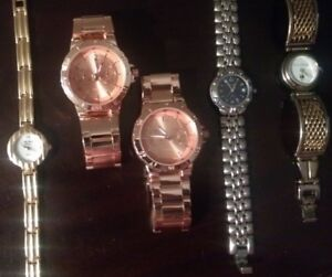 WATCH COLLECTION...SOME NEED BATTERIE