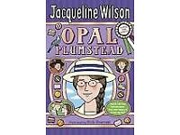 2 Hardbound Jacqueline Wilson books (For young adults)
