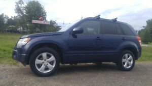 2010 SUZUKI GRAND VITARA 4 CYLINDRES 5995$