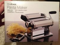 NEW/ UNOPENED ProCook Pasta Maker