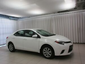 2016 Toyota Corolla AT LAST, THE PERFECT CAR FOR YOU!! LE SEDAN
