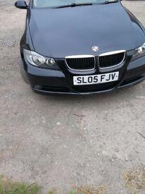 BMW 320d 6 speed